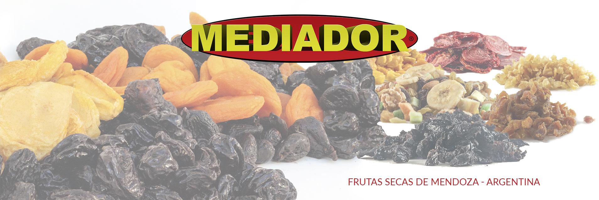 frutas secas mediador