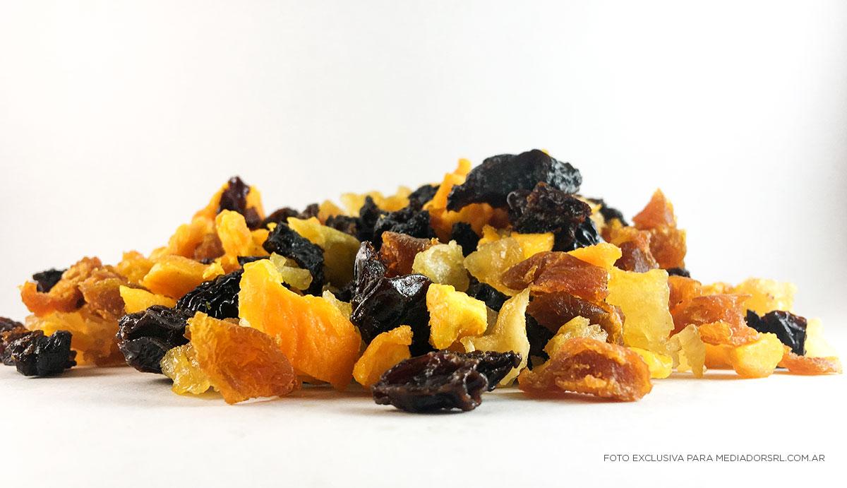 mix de frutas secas