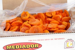 packing durazno seco sin carozo